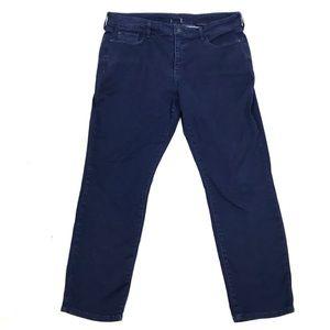 NYDJ Legging skinny high rise jeans size 16